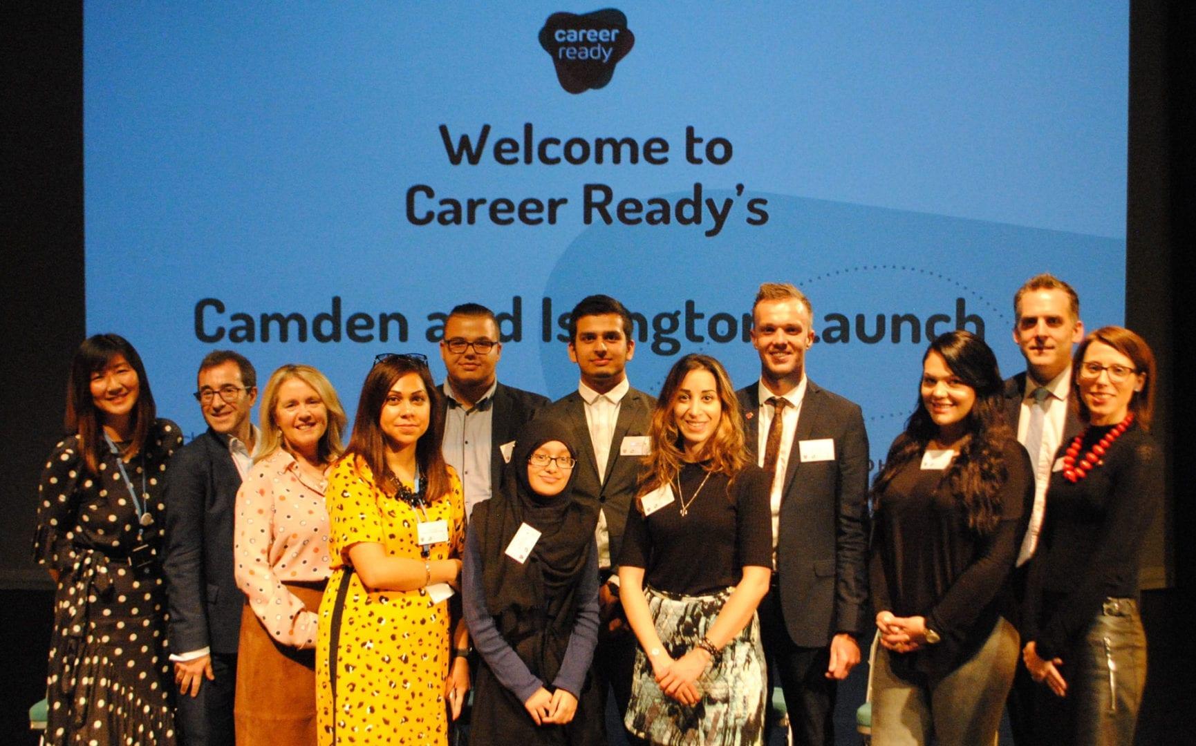 Career Ready Camden and Islington Launch