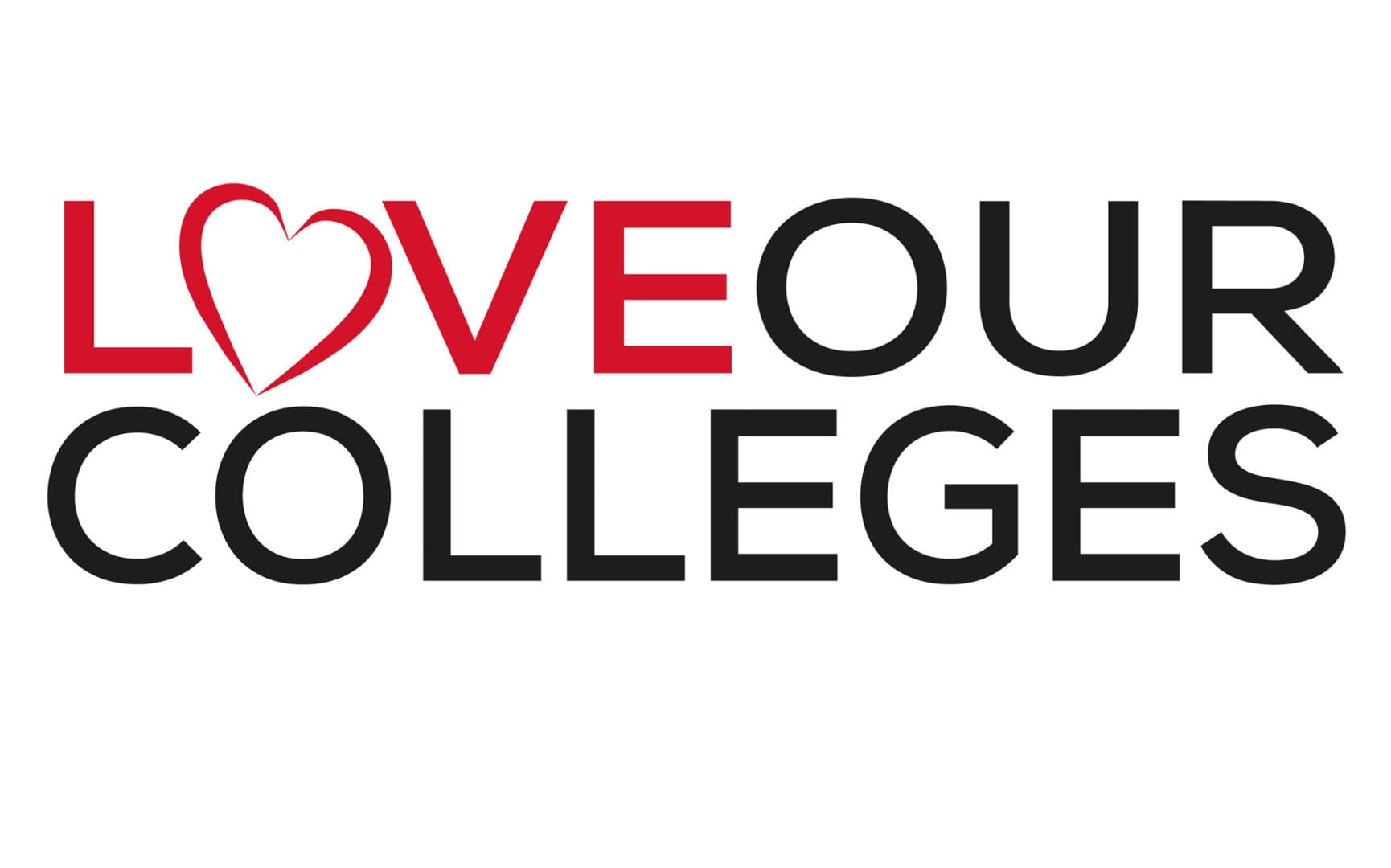 #LoveOurColleges