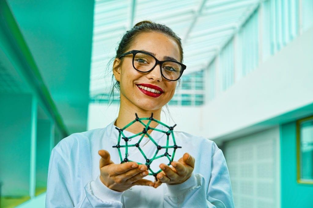 Photo of BTEC student Denislava Andreeva
