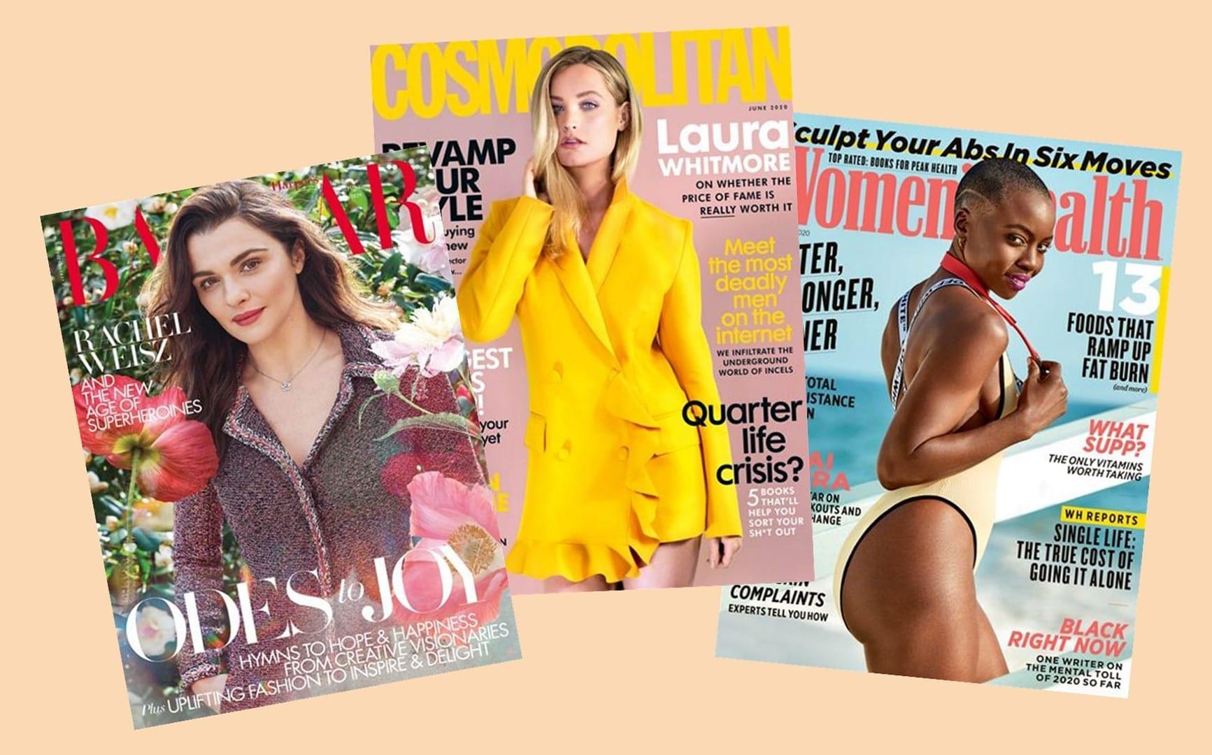 Hearst Magazines - Cosmopolitan, Bazaar